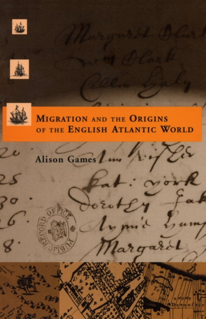 Migration & the Origins of the English Atlantic World mastering english prepositions