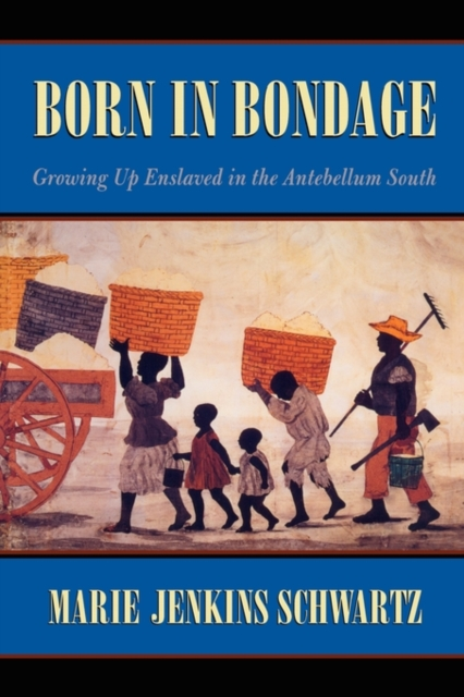 Born in Bondage – Growing Up Enslaved in the Antebellum South inventing the cotton gin – machine and myth in antebellum america