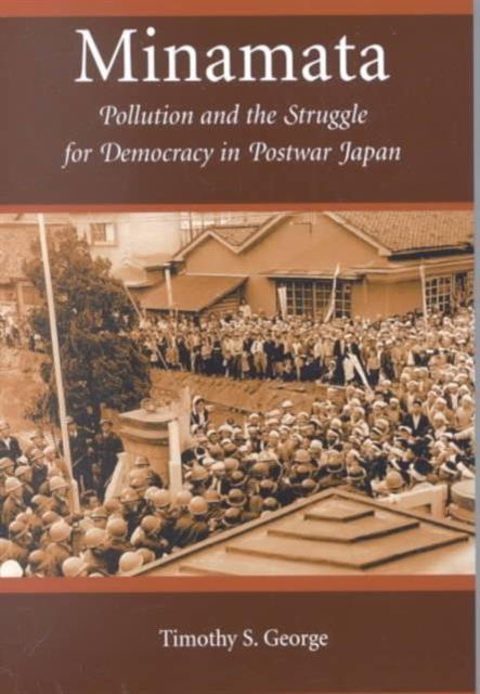 Minamata – Pollution & the Struggle for Democracy in Postwar Japan strict democracy burning the bridges in politics