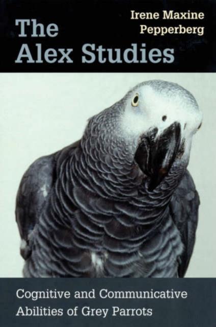 The Alex Studies – Cognitive & Communicative Abilities of Grey Parrots evaluating communicative materials