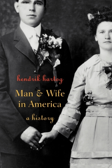 Man & Wife in America – A History democracy in america nce