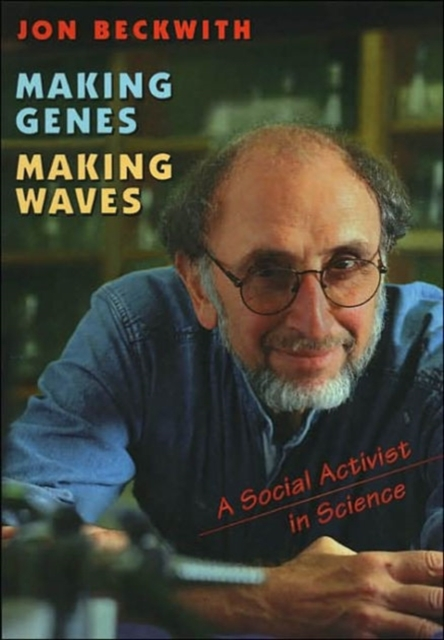Making Genes, Making Waves – A Social Ativist in Science box making
