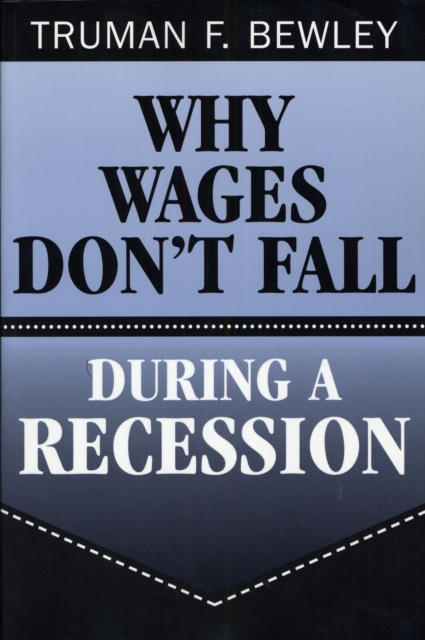 Whe Wages Don?t Fall During a Recession лонгслив printio i don t care