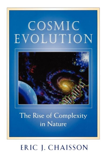 Cosmic Evolution – The Rise of Complexity in Nature кардиган с круглым вырезом