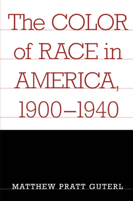 Color of Race in America 1900–1940 top sell in america