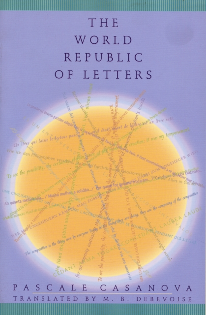 The World Republic of Letters the letters of the republic – publication