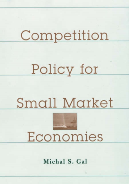 Competition Policy for Small Market Economics