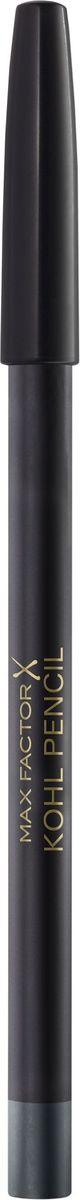 Max Factor Карандаш для глаз Kohl Pencil, тон №050 Charcoal grey, цвет: темно-серый81598022Карандаш Kohl Pencil - твое секретное оружие для супер-сексуального взгляда. - Ультра-мягкий карандаш нежно касается века. - Достаточно плотный, чтобы рисовать тонкие линии. - Растушуй линию, чтобы добиться стильного неряшливого эффекта. Идеален для создания сексуального эффекта смоки айз. Протестировано офтальмологами и дерматологами. Подходит для чувствительных глаз и тех, кто носит контактные линзы.1. Смотри вниз и осторожно растяни глаз указательным пальцем. 2. Проведи аккуратную мягкую линию вдоль роста ресниц. 3. Карандаша Kohl pencil в сочетании с тушью будет достаточно, чтобы выделить глаза. 4. Наноси карандаш над тенями для более мягкого образа или под тенями, чтобы углубить их цвет. 5. Растушуй линию с помощью ватной палочки для эффекта смоки айз.