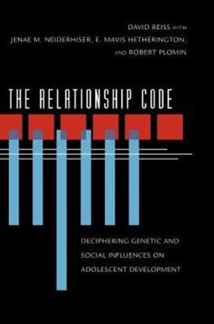 The Relationship Code – Deciphering Genetic & Social Influences on Adolescent Development 406 948 41 13 40