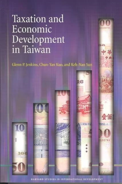 Taxation & Economic Development in Taiwan economic methodology