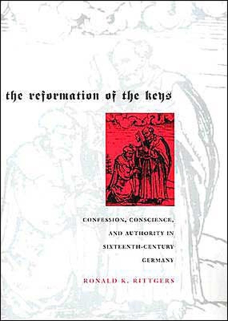 The Reformation of the Keys – Confession, Conscience and Authority in Sixteenth–Century Germany футболка классическая printio the black keys