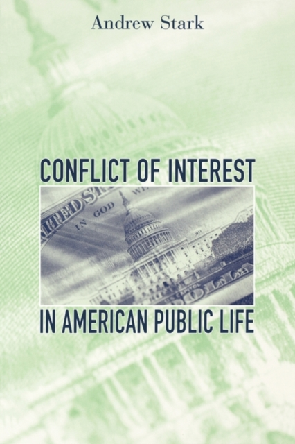 Conflict of Interest in American Public Life цены онлайн