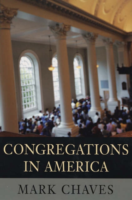 Congregations in America democracy in america nce