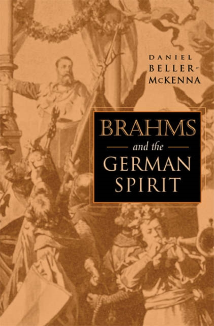 Brahms and the German Spirit johannes brahms leonard bernstein the piano concertos