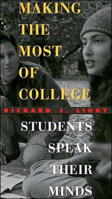 Making the Most of College – Students Speak Their Minds keyes d the minds of billy milligan