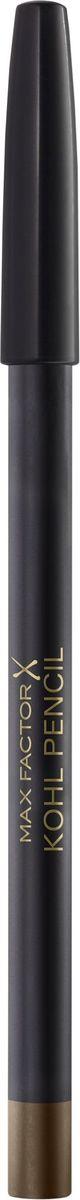 Max Factor Карандаш для глаз Kohl Pencil, тон №040 Taupe, цвет: светло-коричневый catrice контур для глаз kohl kajal 040 white белый 1 1гр