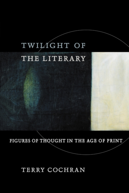 Twilight of the Literary – Figures of Thought in the Age of Print a caress of twilight