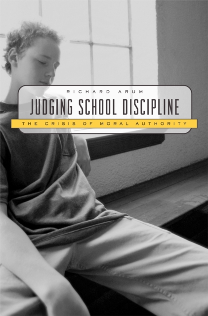 Judging School Discipline – The Crisis of Moral Authority addison wiggin endless money the moral hazards of socialism