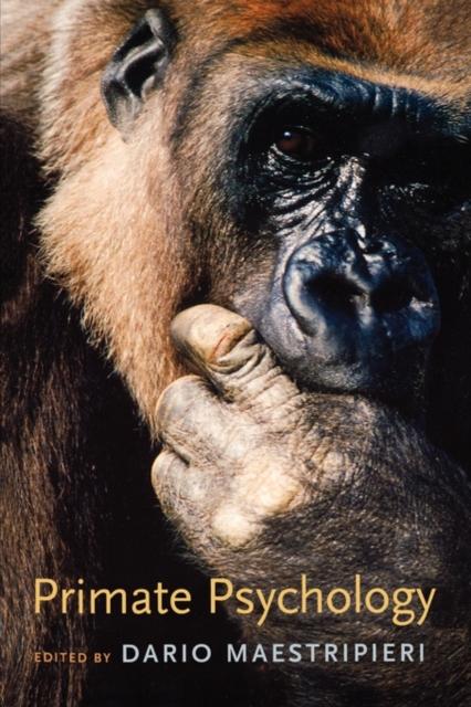 Primate Psychology abnormal psychology 4e