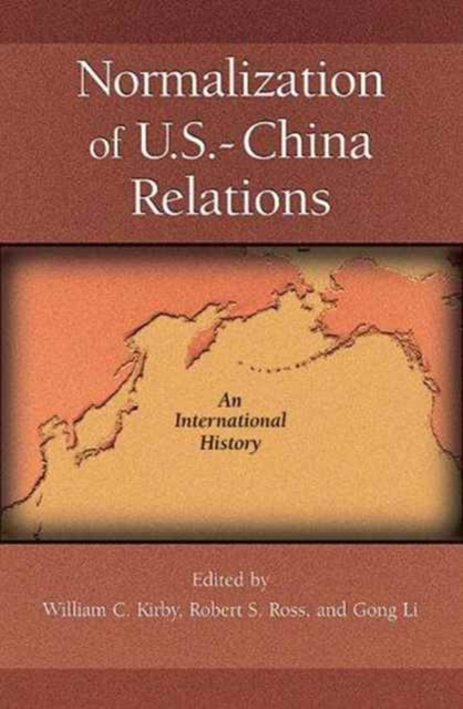 Normalization of U.S. – China Relations – An International History oulupolis the history of oulu as an international city