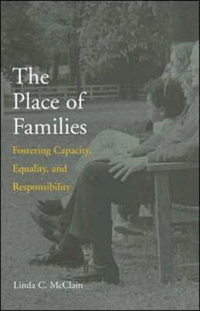 The Place of Families – Fostering Capacity, Equality, and Responsibility asif yaseen fostering innovations for banking the unbanked models