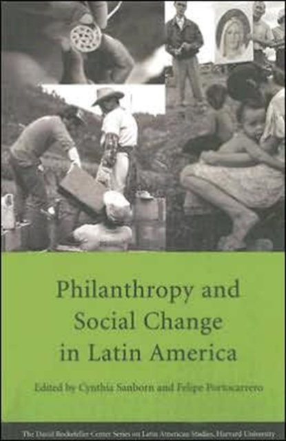 Philanthropy and Social Change in Latin America bender community and social change in america