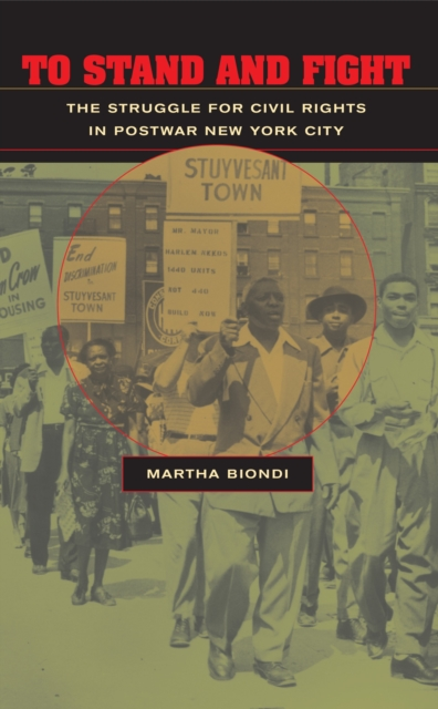 To Stand and Fight – The Struggle for Civil Rights in Postwar New York City victorian america and the civil war