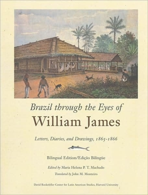Brazil through the Eyes of William James – Diaries, Letters and Drawings, 1865–1866 celine dion through the eyes of the world blu ray