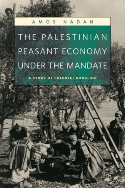 The Palestinian Peasant Economy Under the Mandate – A Story of Colonial Bungling