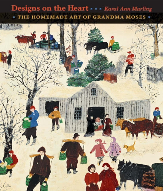 Designs on the Heart – The Homemade Art of Grandma Moses the art of shaving дорожный набор с помпой carry on сандал