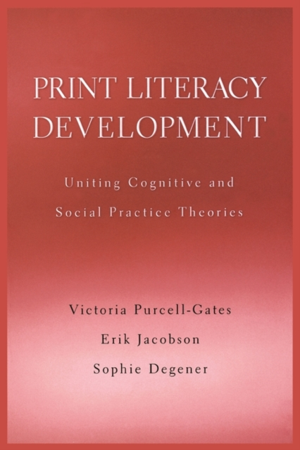 Print Literacy Development – Uniting Cognitive and Social Practice Theories linguistic diversity and social justice