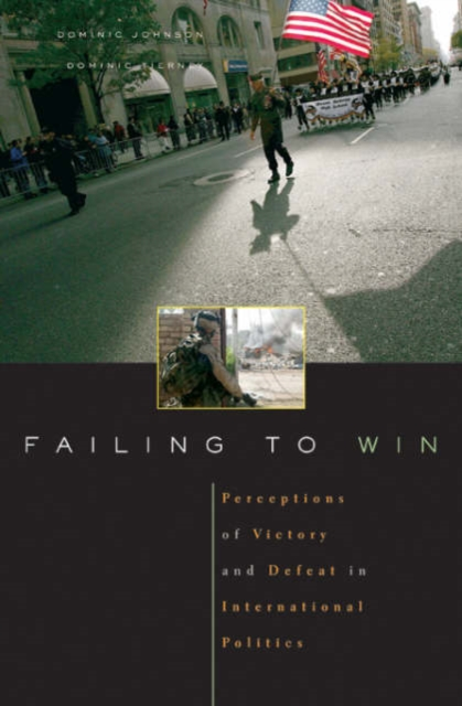 Failing to Win – Perceptions of Victory and Defeat  in International Politics корпус для пк in win 707
