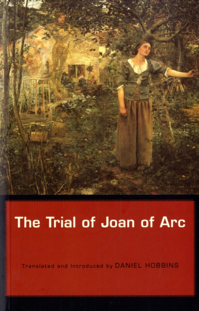 The Trial of Joan of Arc pre trial detention