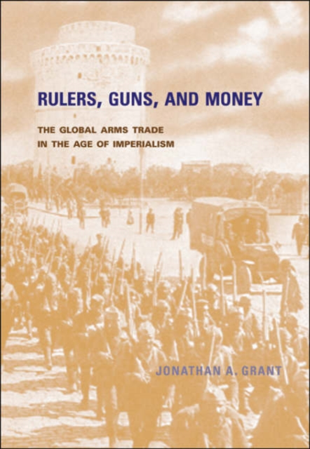 Rulers, Guns and Money – The Global Arms Trade in the Age of Imperialism ishak mesic global trends in retail trade
