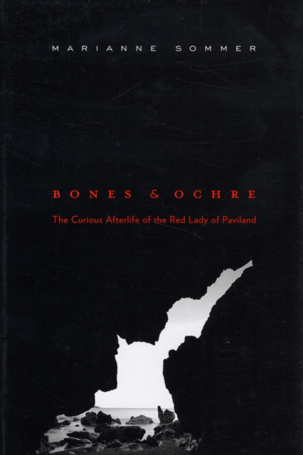Bones and Ochre – The Curious Afterlife of the Red Lady of Paviland delta машинка для стрижки волос delta dl 4012 голубая р