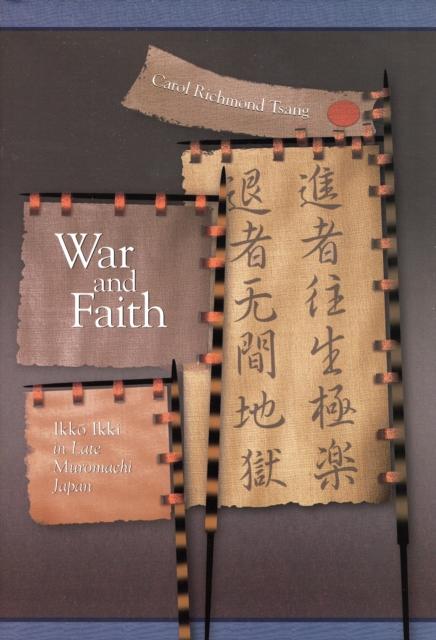 War and Faith – Ikko Ikki in Late Muromachi Japan V288 ikki bird