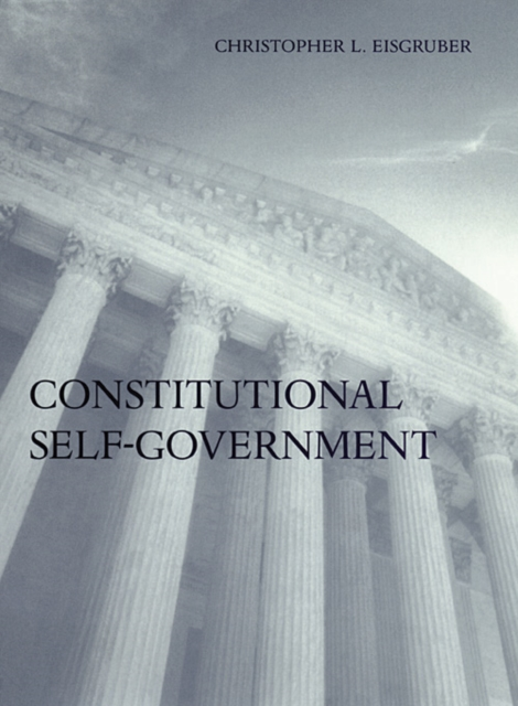 цены Constitutional Self–Government