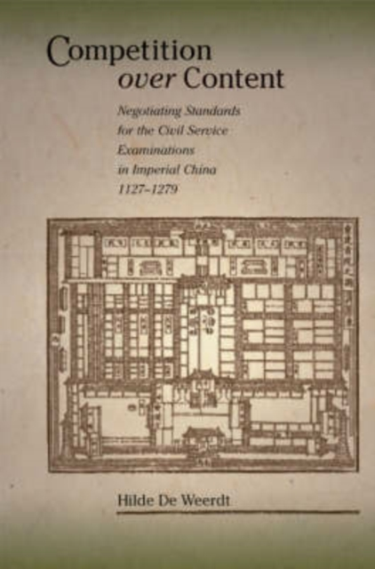 Competition Over Content – Negotiating Standards for the Joint Civil Service Examinations in Imperial China (1127–1279) peter block stewardship choosing service over self interest