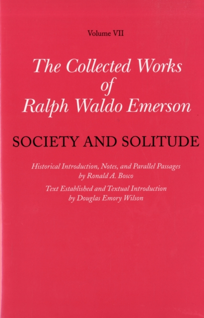 The Collected Works of Ralph Waldo Emerson V 7 – Society and Solitude batman batman in the sky motorola droid 2 skinit skin