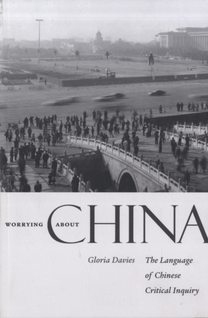 Worrying about China – The Language of Chinese Critical Inquiry about usi