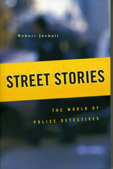 Street Stories – The World of Police Detectives espedair street