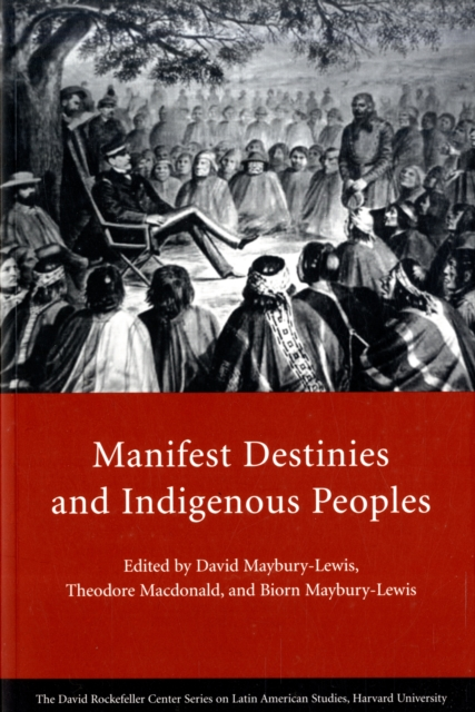 Manifest Destinies and Indigenous Peoples moon over manifest