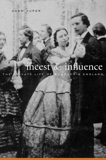 Incest and Influence – The Private Life of Bourgeois England private wealth and public life