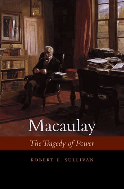 Macaulay – The Tragedy of Power (OISC) the poetry of greek tragedy