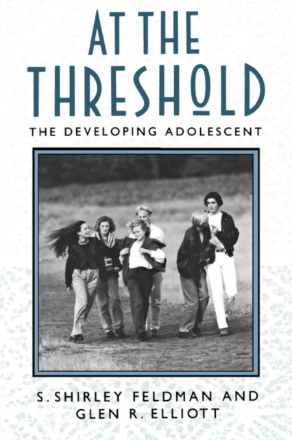 At the Threshold – The Developing Adolescent (Paper) adolescent