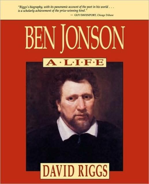 Ben Jonson – A Life (Paper)