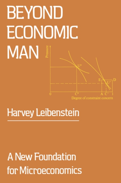 Beyond Economic Man – A New Foundation for Microeconomics (Paper)