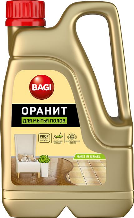 Средство для мытья полов Bagi Оранит, 3 лH-310232-0Bagi Оранит - это высокоэффективное концентрированное средство для мытья, очистки и придания блеска полам из любых материалов, в том числе из дерева, паркета, ламината, мрамора, гранита. Удаляет стойкие пятна, грязь, жиры. Сохраняет на длительный срок блеск и приятный запах в помещении.Товар сертифицирован.Уважаемые клиенты!Обращаем ваше внимание на возможные изменения в дизайне упаковки. Качественные характеристики товара остаются неизменными. Поставка осуществляется в зависимости от наличия на складе.