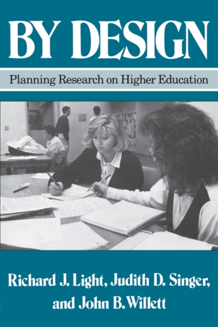 By Design – Planning Research on Higher Education (Paper)