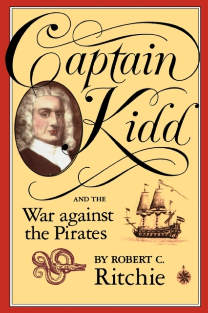 Captain Kidd & the War Against the Pirates (Paper)